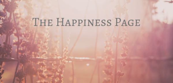 About The Happiness Page